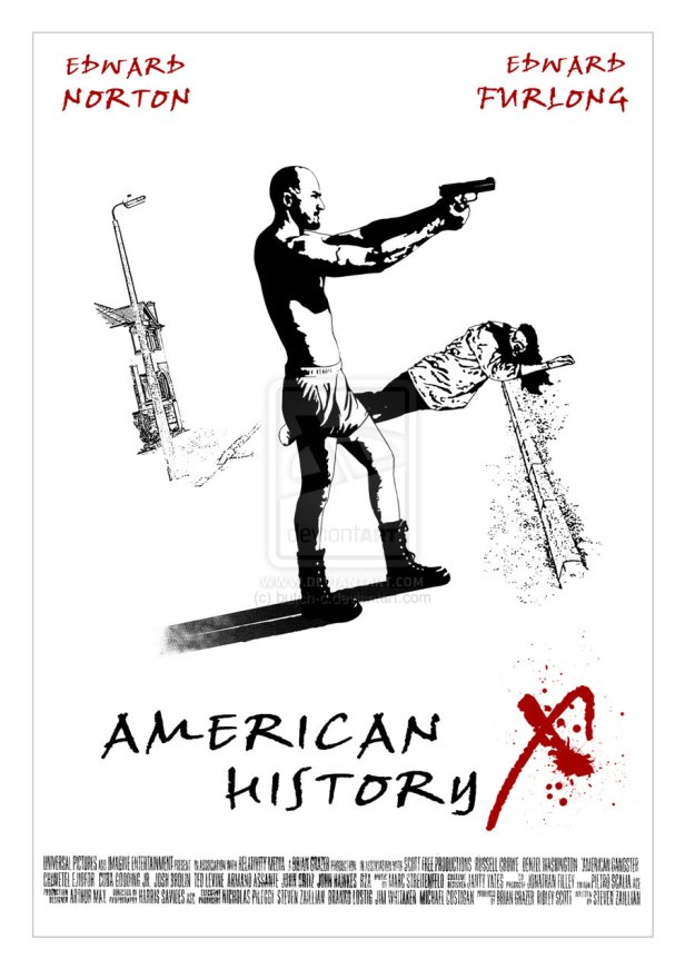 american_history_x_custom_poster_by_butch_c-d4swmo7